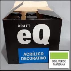 Acrilico 50cc Verde Manzana