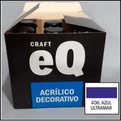 Acrílico 50cc Azul Ultra Mar